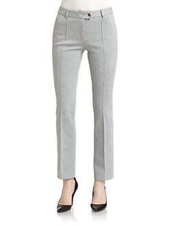 Moschino Cheap And Chic - Straight-Leg Knit Pants