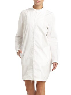 Calvin Klein Collection - Zip Front Coat