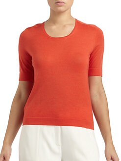 Calvin Klein Collection - Cashmere Top