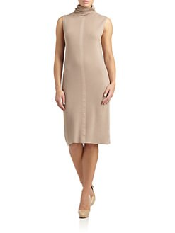 Calvin Klein Collection - Cashmere & Silk Knit Dress