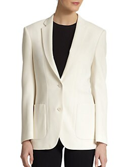 Calvin Klein Collection - Patch-Pocket Blazer