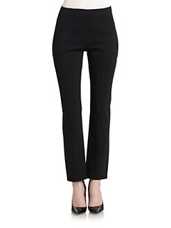 Moschino Cheap And Chic - Paneled Knit Pants