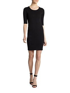 Calvin Klein Collection - Shimmer Knit Dress