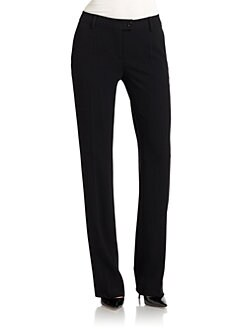 Moschino Cheap And Chic - Crepe Trousers