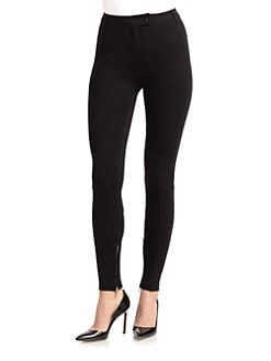 Moschino Cheap And Chic - Skinny Riding Pant