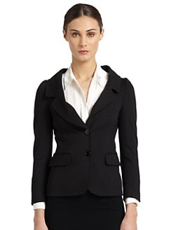 Moschino Cheap And Chic - Jersey Blazer