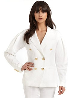 Moschino - Double Breasted Blazer