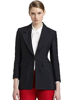 Costume National - Stitched Blazer
