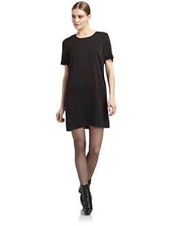 Costume National - Darted Shift Dress