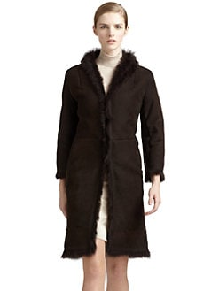 Costume National - Lamb Fur Jacket