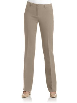 Costume National - Knit Trousers/Taupe