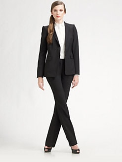 La Via 18 - Stretch Wool Blazer