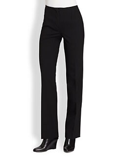 La Via 18 - Straight-Leg Pants