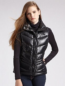 The North Face - Quilted Puffer Vest