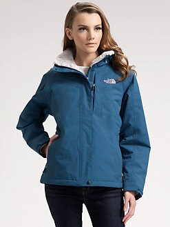 The North Face - Hooded Rain Jacket