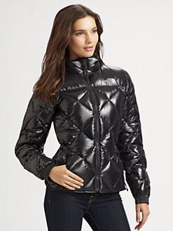 The North Face - Quilted Puffer Jacket