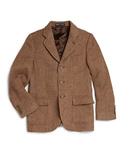 Ralph Lauren - Boy's Herringbone Jacket