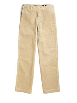 Ralph Lauren - Boy's Wale Corduroy Pants