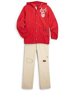 Ralph Lauren - Boy's Stadium Jacket
