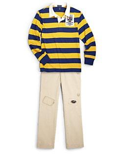 Ralph Lauren - Boy's Rugby Shirt
