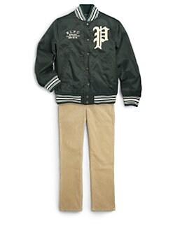 Ralph Lauren - Boy's Varsity Jacket