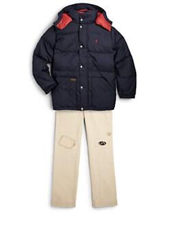 Ralph Lauren - Boy's Elmwood Jacket
