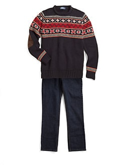 Ralph Lauren - Boy's Holiday Sweater