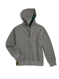 Ralph Lauren - Boy's Fleece Hoodie