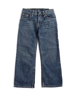 Ralph Lauren - Toddler's & Little Boy's Classic Jeans