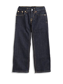 Ralph Lauren - Toddler's & Little Boy's Slim-Fitting Jeans
