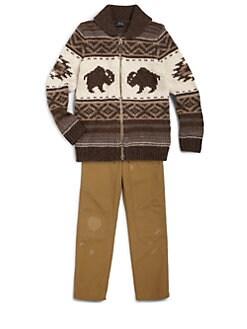 Ralph Lauren - Boy's Cowichan Sweater