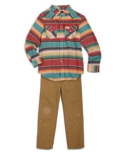 Ralph Lauren - Boy's Western Shirt