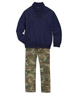 Ralph Lauren - Boy's Fleece Hoodie