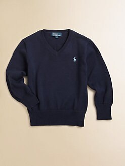 Ralph Lauren - Toddler's & Little Boy's V-Neck Sweater