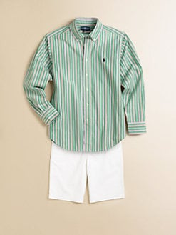 Ralph Lauren - Boy's Striped Blake Shirt