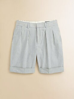 Ralph Lauren - Toddler's & Little Boy's Woodsman Seersucker Shorts
