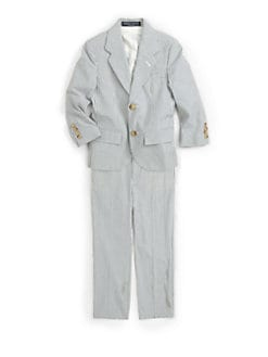 Ralph Lauren - Toddler's & Little Boy's Seersucker Sportcoat
