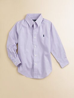 Ralph Lauren - Toddler's & Little Boy's Lowell Dress Shirt
