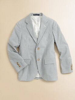 Ralph Lauren - Boy's Seersucker Sportcoat