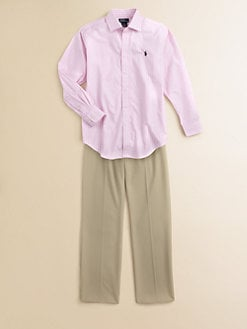 Ralph Lauren - Boy's Regent Striped Shirt