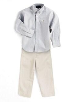 Ralph Lauren - Boy's Striped Shirt