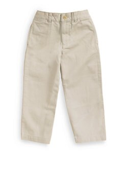 Ralph Lauren - Toddler's & Little Boy's Philip Cotton Pants