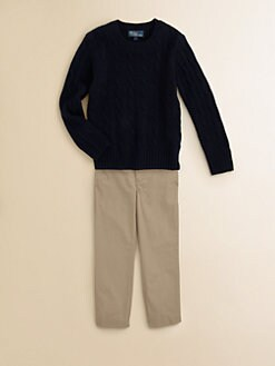 Ralph Lauren - Toddler's & Little Boy's Cashmere Sweater