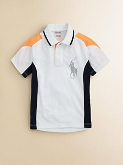 Ralph Lauren - Toddler's & Little Boy's Soft Touch Polo Shirt