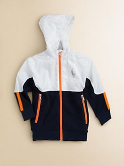 Ralph Lauren - Toddler's & Little Boy's Pony Hoodie