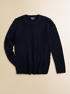 Ralph Lauren - Boy's Cashmere Sweater