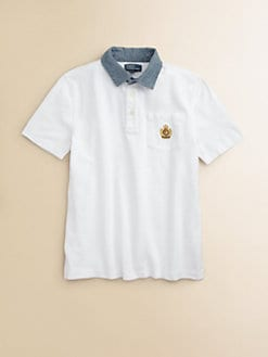 Ralph Lauren - Boy's Mesh Shirt