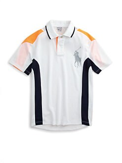 Ralph Lauren - Boy's Soft Touch Polo Shirt