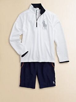 Ralph Lauren - Boy's Mockneck Sweater