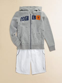 Ralph Lauren - Boy's Sporty Hoodie